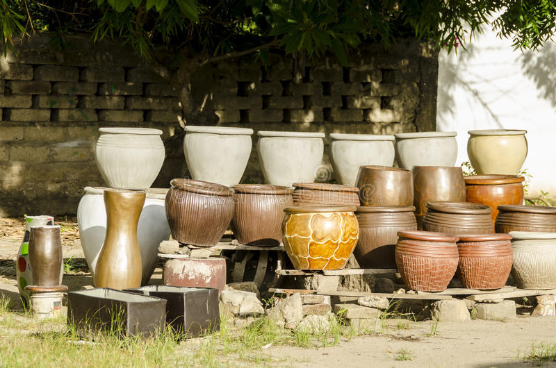 Download African pottery for sale stock image. Image of africa - 37843717