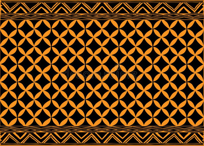 African Print fabric, Ethnic handmade ornament for your design, Ethnic and tribal motifs geometric elements. Vector afro texture. African Print fabric, Ethnic vector illustration