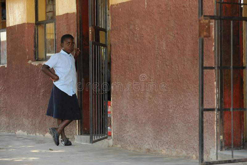 Download African School children editorial photography. Image of learning - 20640477