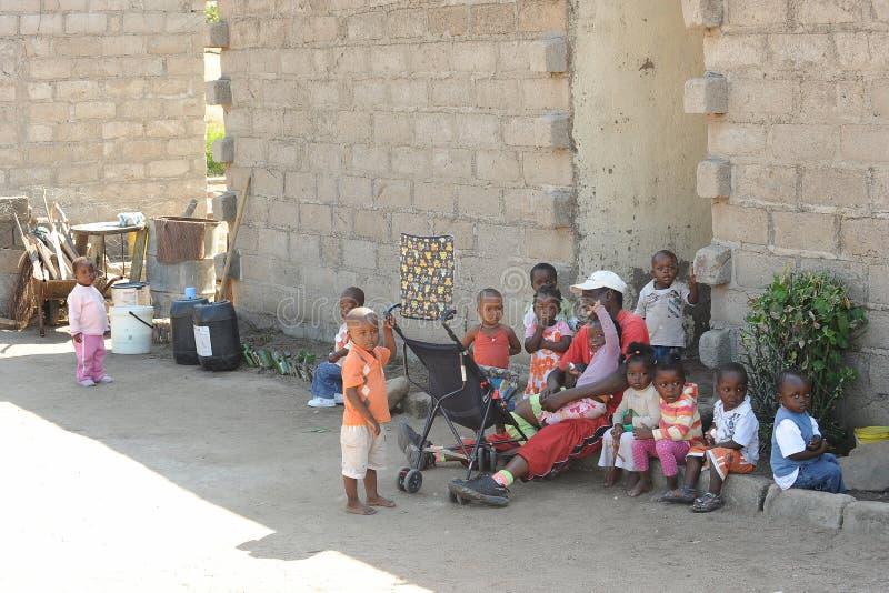 Download African School Children Editorial Photography - Image: 20673092
