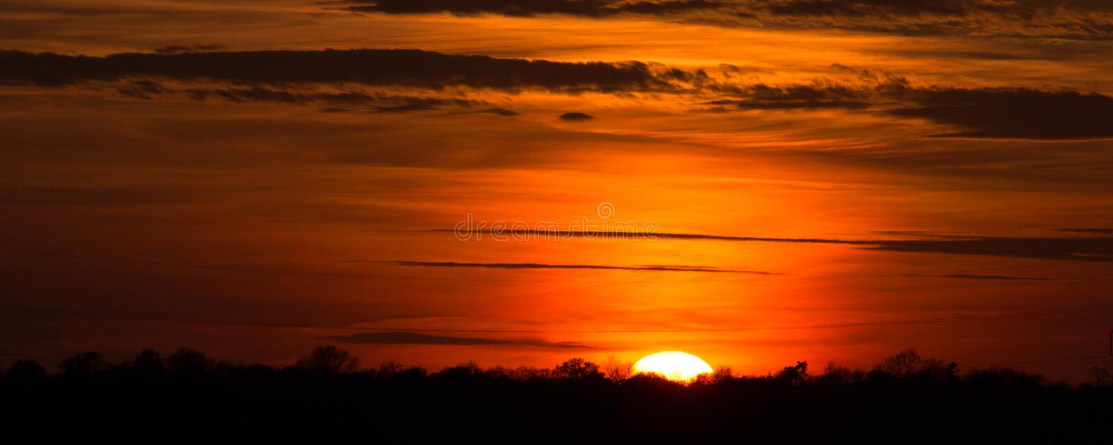 African Sun stock photos