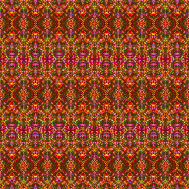 Background Seamless Tie Dye Pattern. Created using a pattern originated from tie dye stock photos