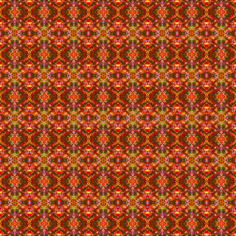 Background Seamless Tie Dye Pattern. Created using a pattern originated from tie dye royalty free stock photo