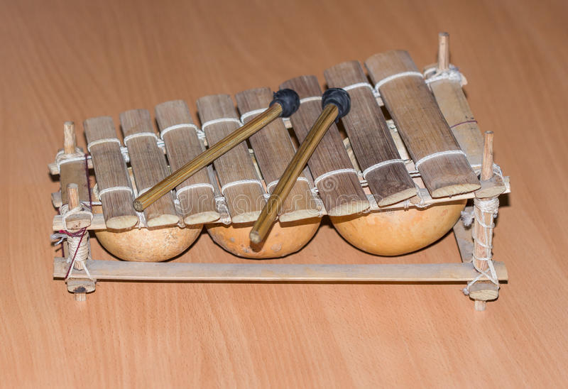 African Xylophone Stock Photo 9183379 : Shutterstock  |African Wooden Xylophone