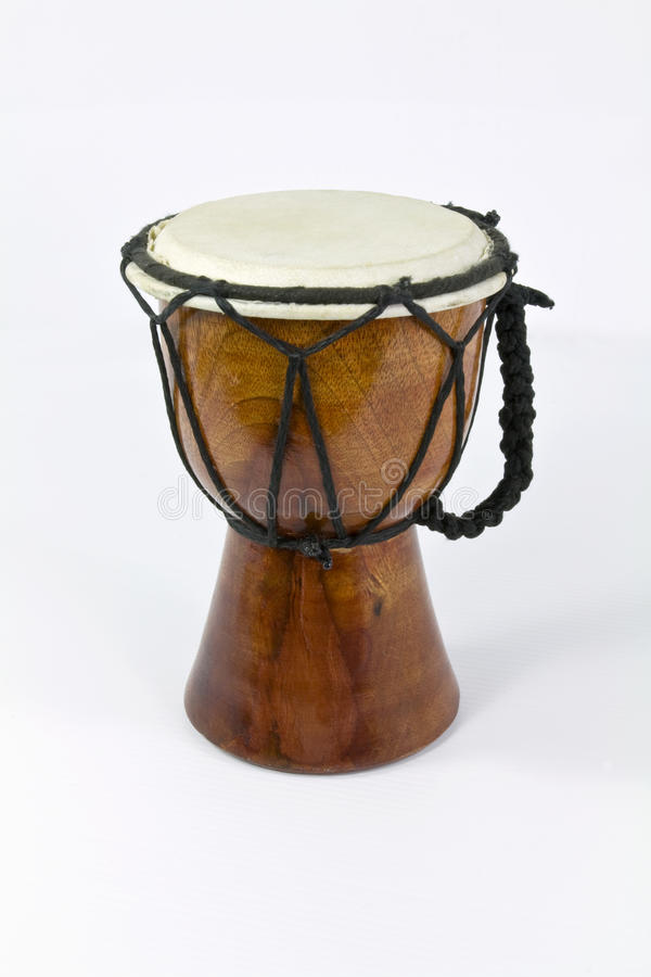 Africano-tamburo immagine stock libera da diritti