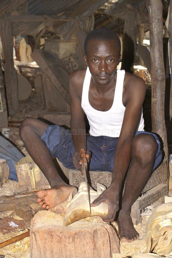 Afrika, Mensen royalty-vrije stock fotografie