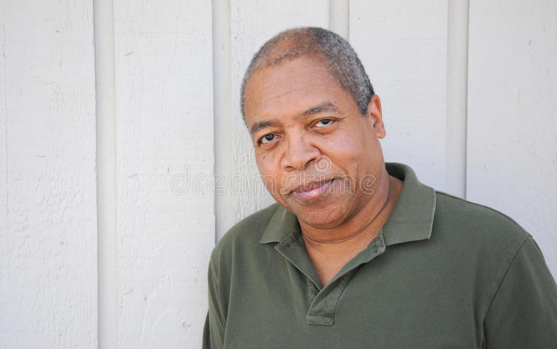 Afrikaans Amerikaans mannetje. stock foto's