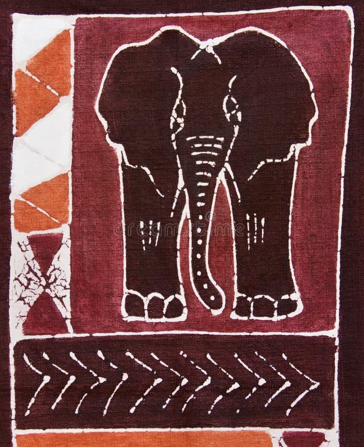 Afrikaans art. royalty-vrije stock fotografie