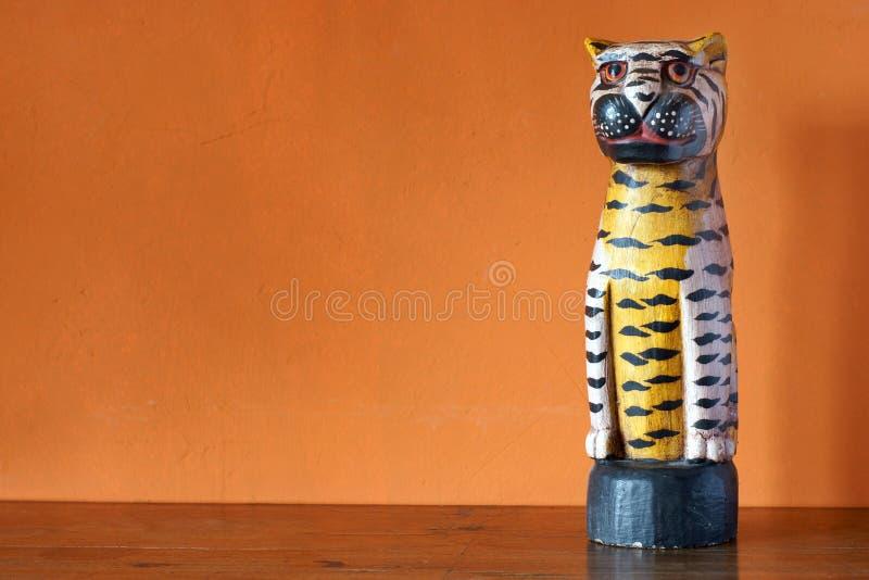 Afrikaans Beeldhouwwerk stock afbeeldingen