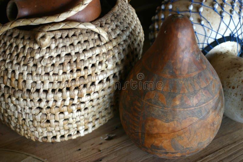 Afrikaans Knutselen royalty-vrije stock fotografie