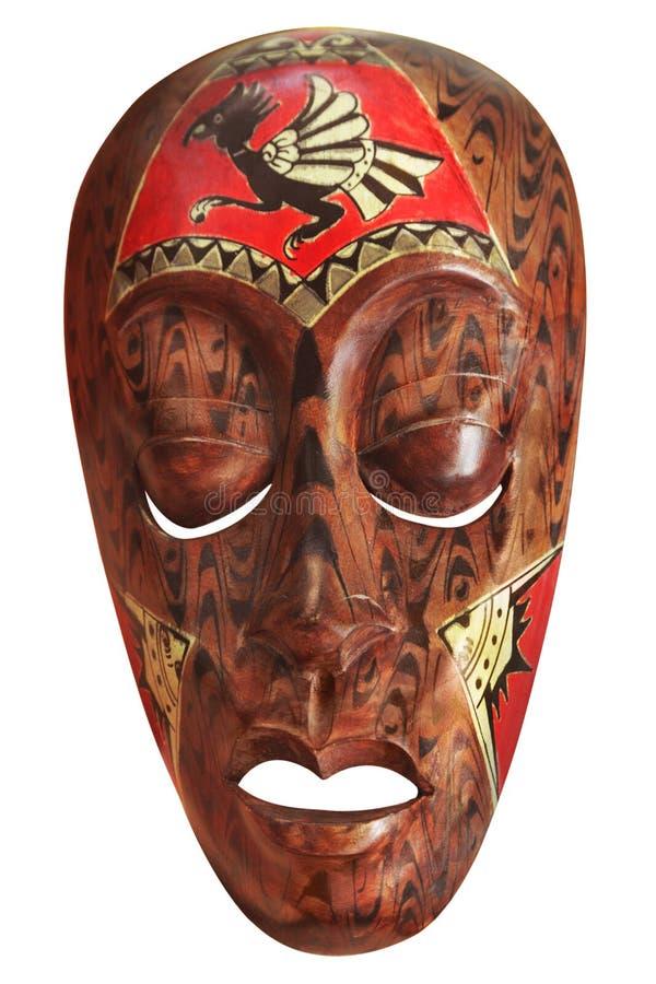 Afrikaans masker royalty-vrije stock foto