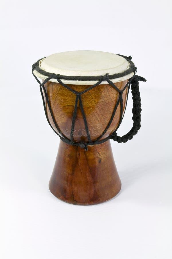 Afrikaans-trommel royalty-vrije stock afbeelding