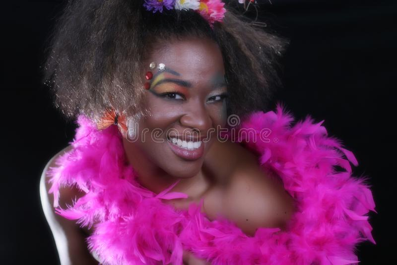 Afrikaanse Amerikaanse Vrouw