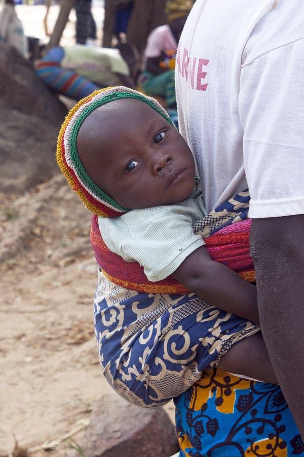 Afrikaanse baby stock foto's