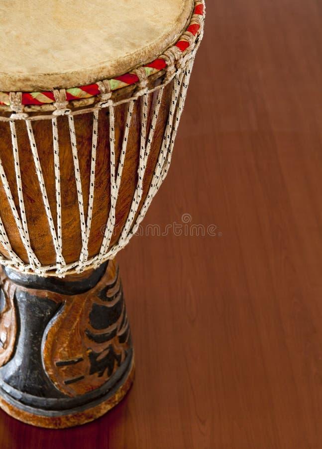 Afrikaanse djembe royalty-vrije stock foto