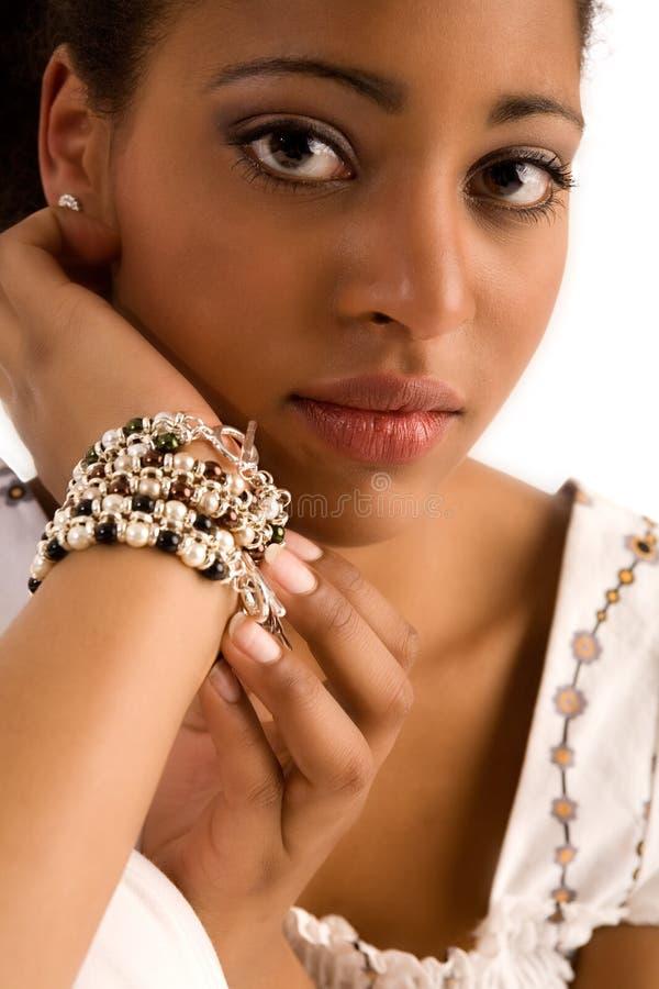 Afrikaanse gemmen royalty-vrije stock foto's