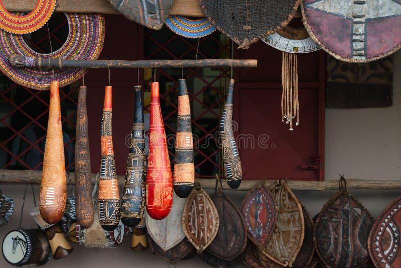 Afrikaanse Herinneringen royalty-vrije stock fotografie