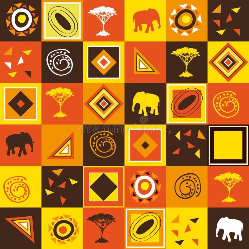 Afrikaanse naadloos