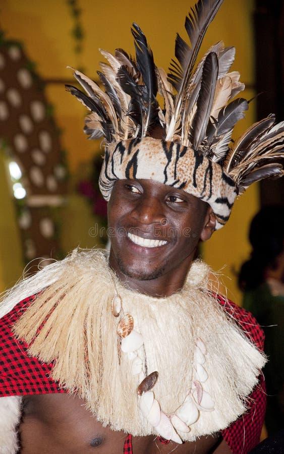 Afrikaanse Stam royalty-vrije stock foto