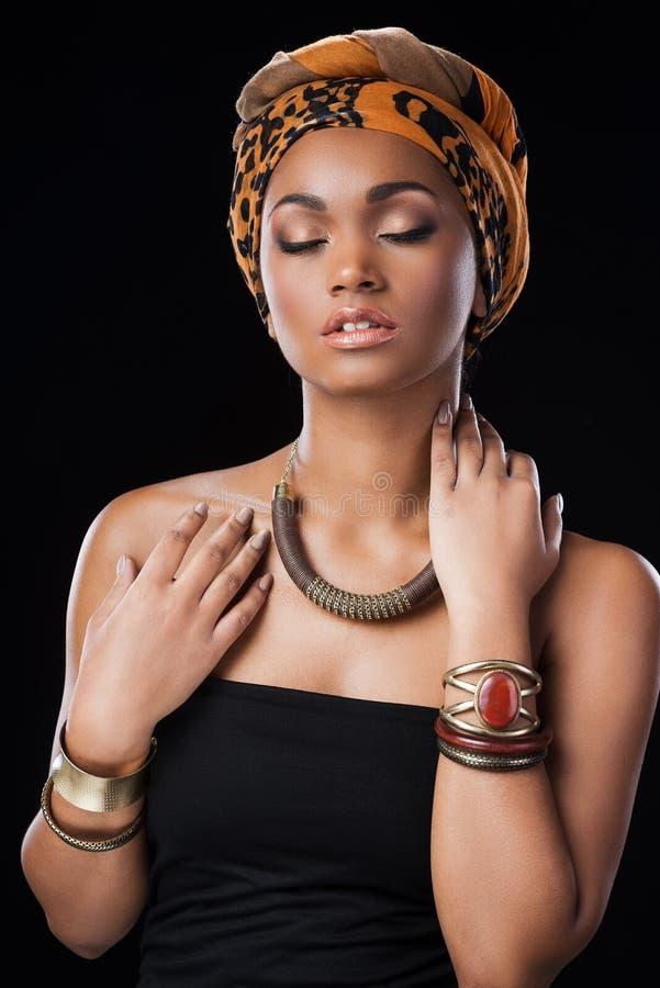 Afrikaanse stijl royalty-vrije stock afbeelding