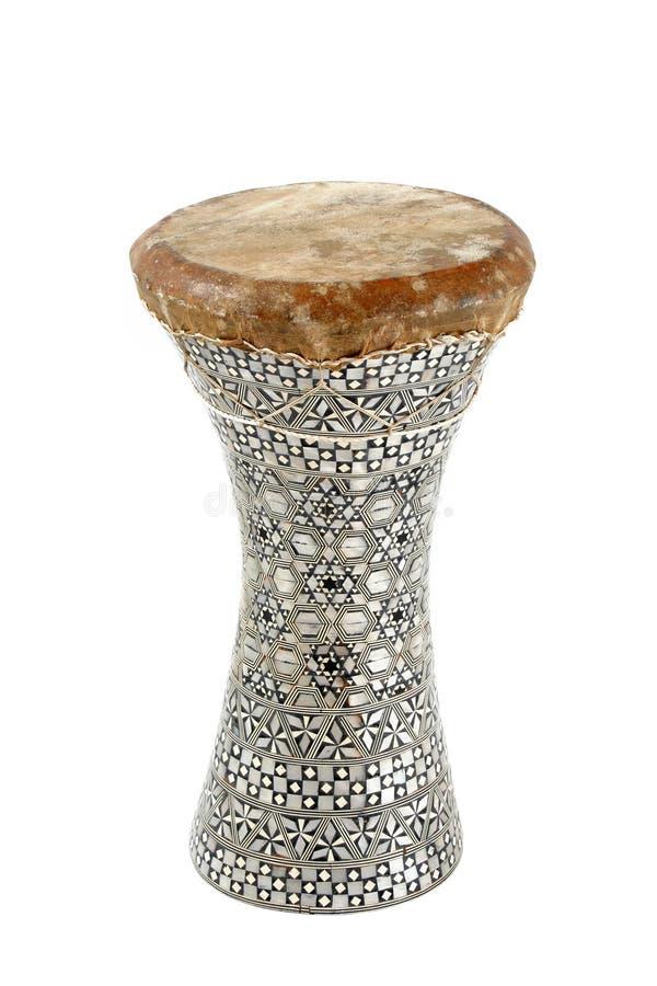 Afrikaanse trommel stock foto's