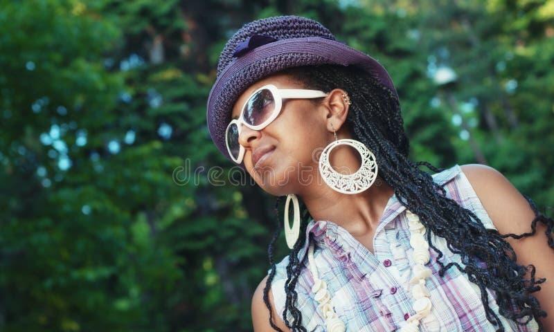 Afrikaanse vrouwen royalty-vrije stock afbeeldingen