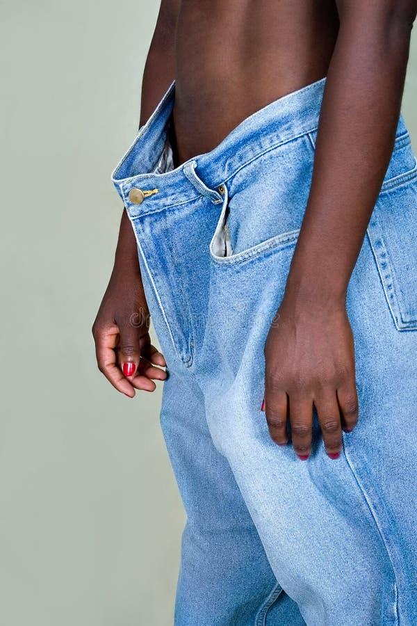 afrikanen bantar kvinnan arkivbilder