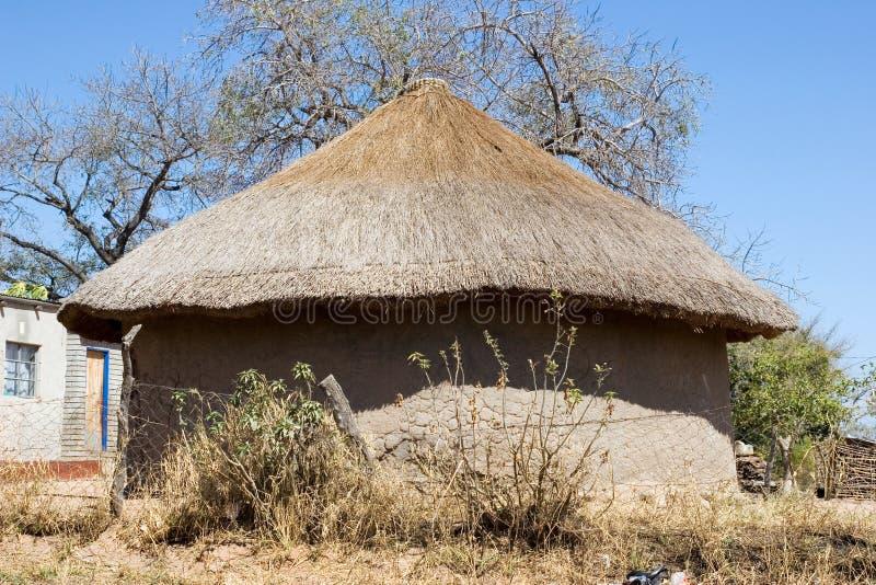 Afrikanische Landschaft Stockbild