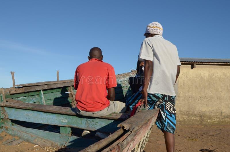 Afrikanische Männer stockfotos