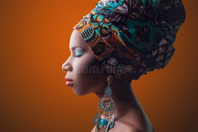 Afrikanische Schönheit stockbilder