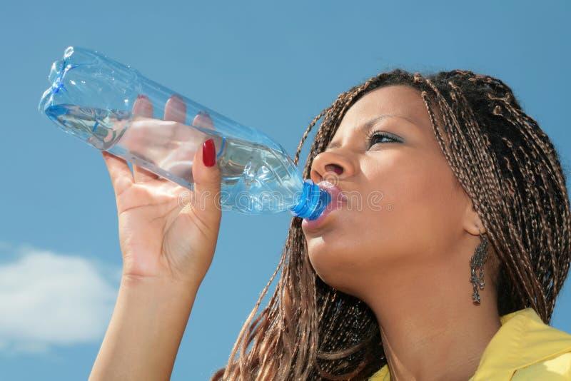 Afrikanischer Durst lizenzfreies stockbild