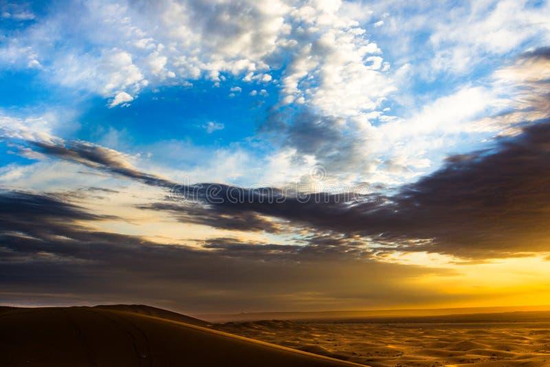Afrikanischer Himmel stockbilder