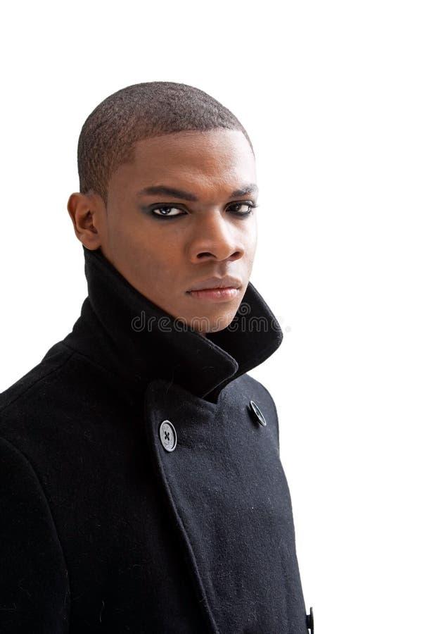 Afrikanischer Mann stockfotos