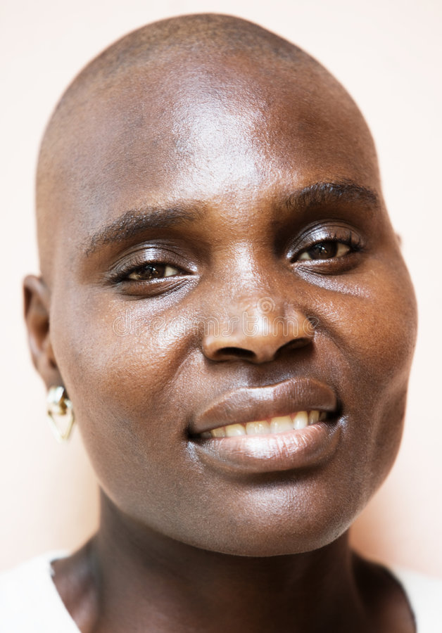 afrikansk dålig kvinna arkivbilder