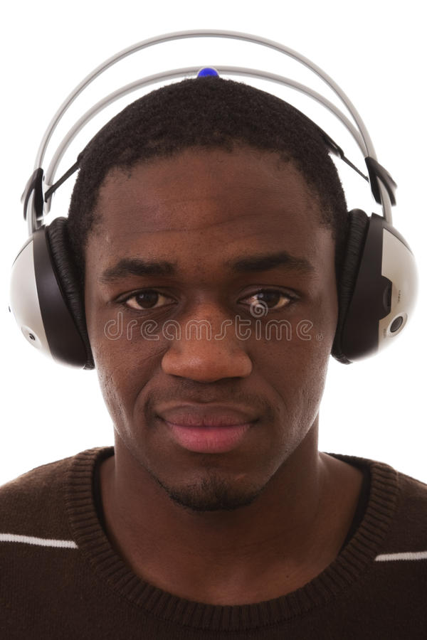 afrikansk musik royaltyfri foto