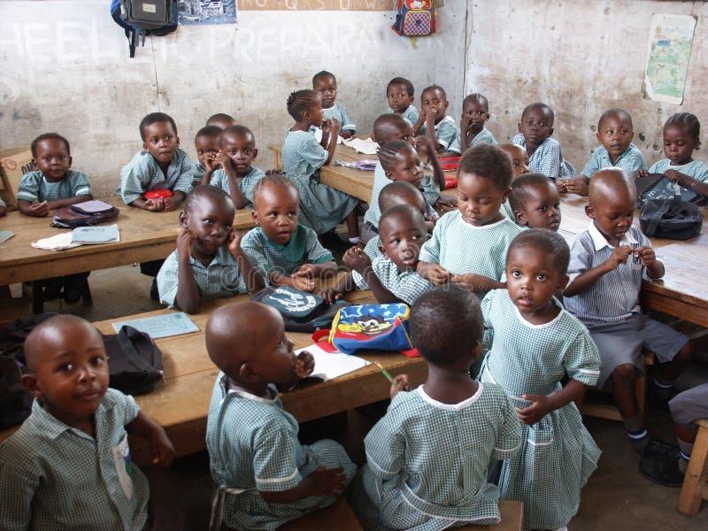 afrikansk skola