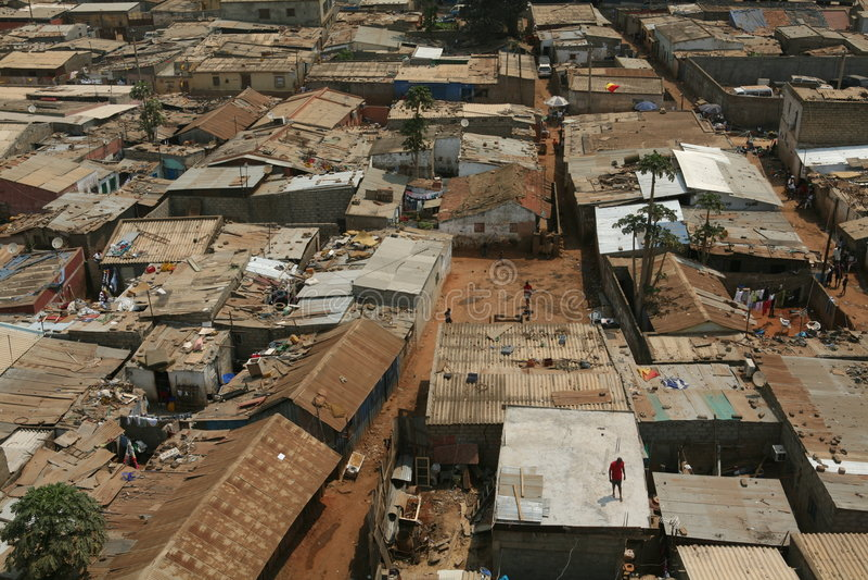afrikansk stad