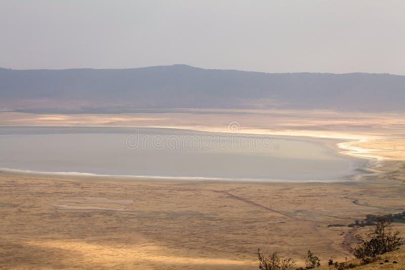 Afrikanskt landskap fotografering för bildbyråer