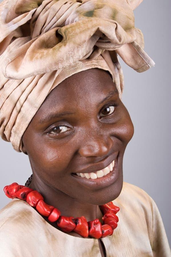 afrikanskt mode arkivbild