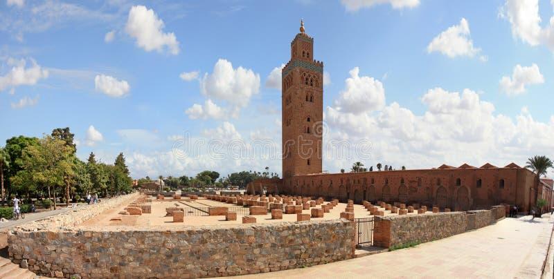 Afrique - Maroc - Marrakech image libre de droits