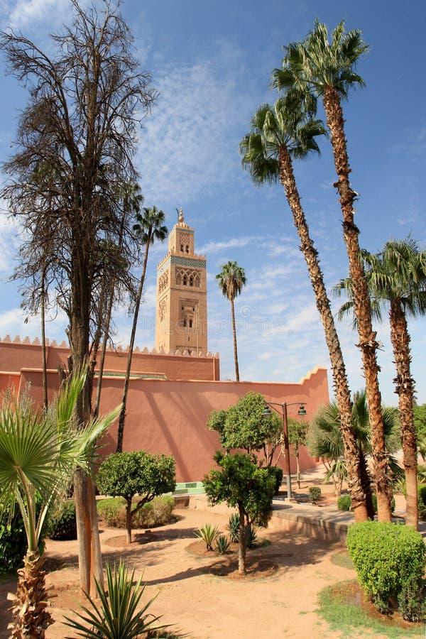 Afrique - Maroc - Marrakech photo stock