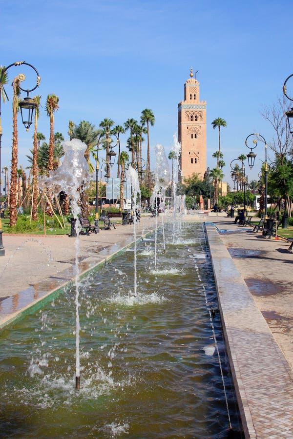 Afrique - Maroc - Marrakech photographie stock