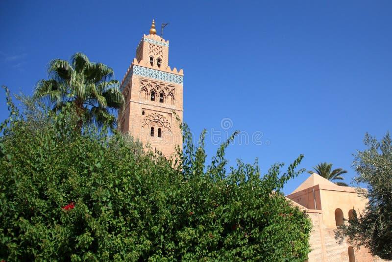 Afrique - Maroc - Marrakesh imágenes de archivo libres de regalías