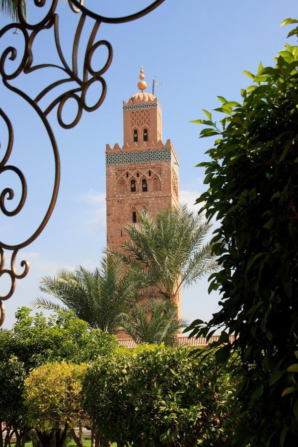 Afrique - Maroc - Marrakesh fotografía de archivo libre de regalías