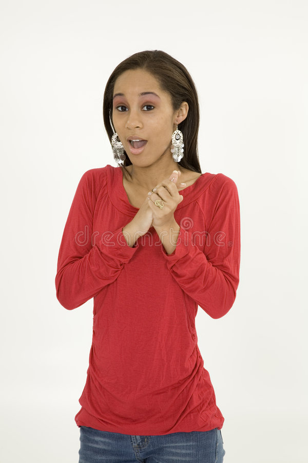 Download Afro-américain image stock. Image du ethnique, verticale - 2133649