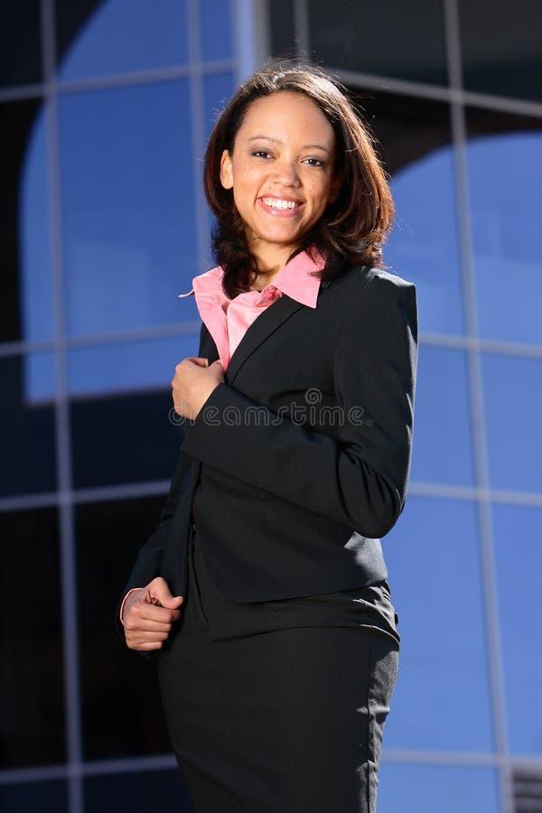 Afro-américain Beaty image stock