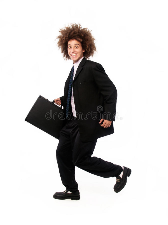 Download Afro business. stock image. Image of style, express, particular - 28532679