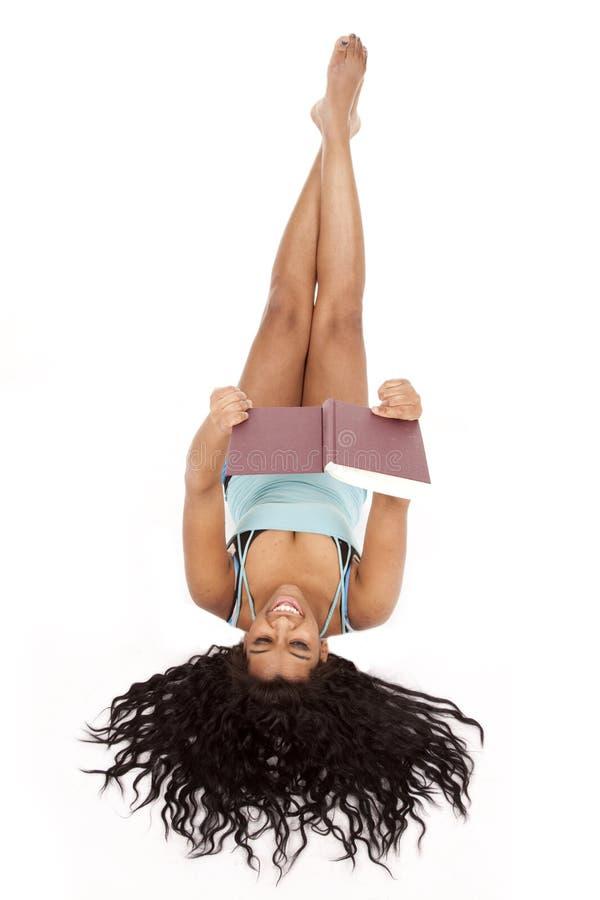 Afroamerikanerhaar heraus las lizenzfreie stockbilder