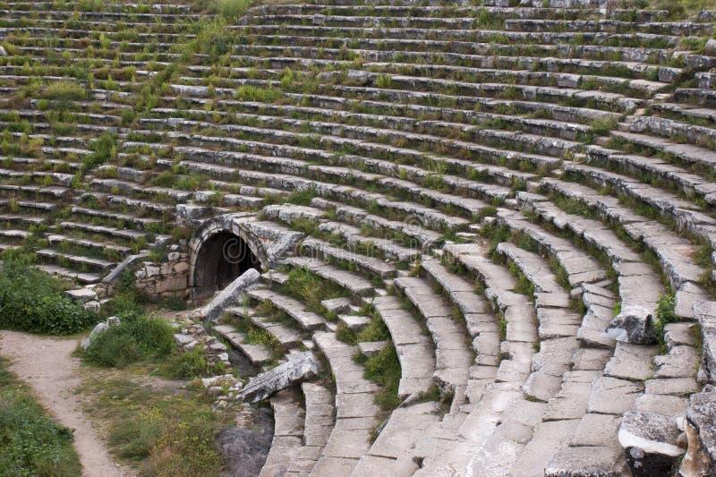 Download Afrodisias ancient stadium stock photo. Image of city - 40830024