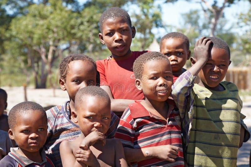 afrykańscy dzieci
